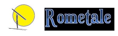 Catalog Rometale - Structures metal - METAL STRUCTURE -