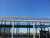 PHOTOVOLTAIC STRUCTURES ON THE ROOF